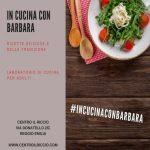 """""""In cucina con Barbara"""": laboratorio di cucina per adulti"""