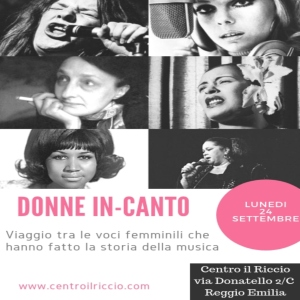 Donne in-canto