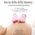 riccio bello della mamma: percorso per donne in gravidanza