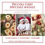 """piccoli chef """"speciale natale"""""""