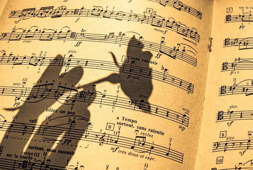 La leggerezza nella musica