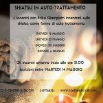SHIATSU IN AUTO-TRATTAMENTO
