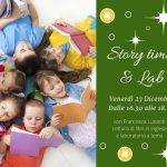 "Laboratorio di lettura in inglese: ""Story Time & Lab"""