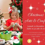 Laboratorio di Natale: Christmas Arts & Crafts