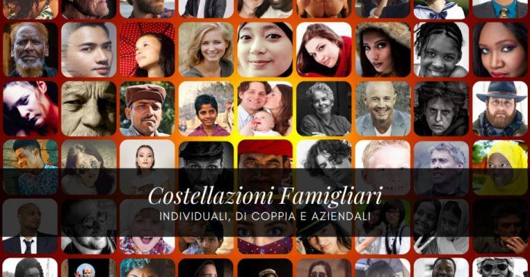 Evento Costellazioni Sistemico Familiari Individuali